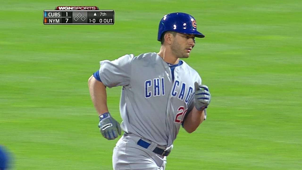 Straily rolls an unlucky 7 in Cubs debut