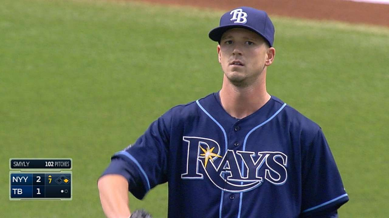 No matter their standing, Rays look to finish strong