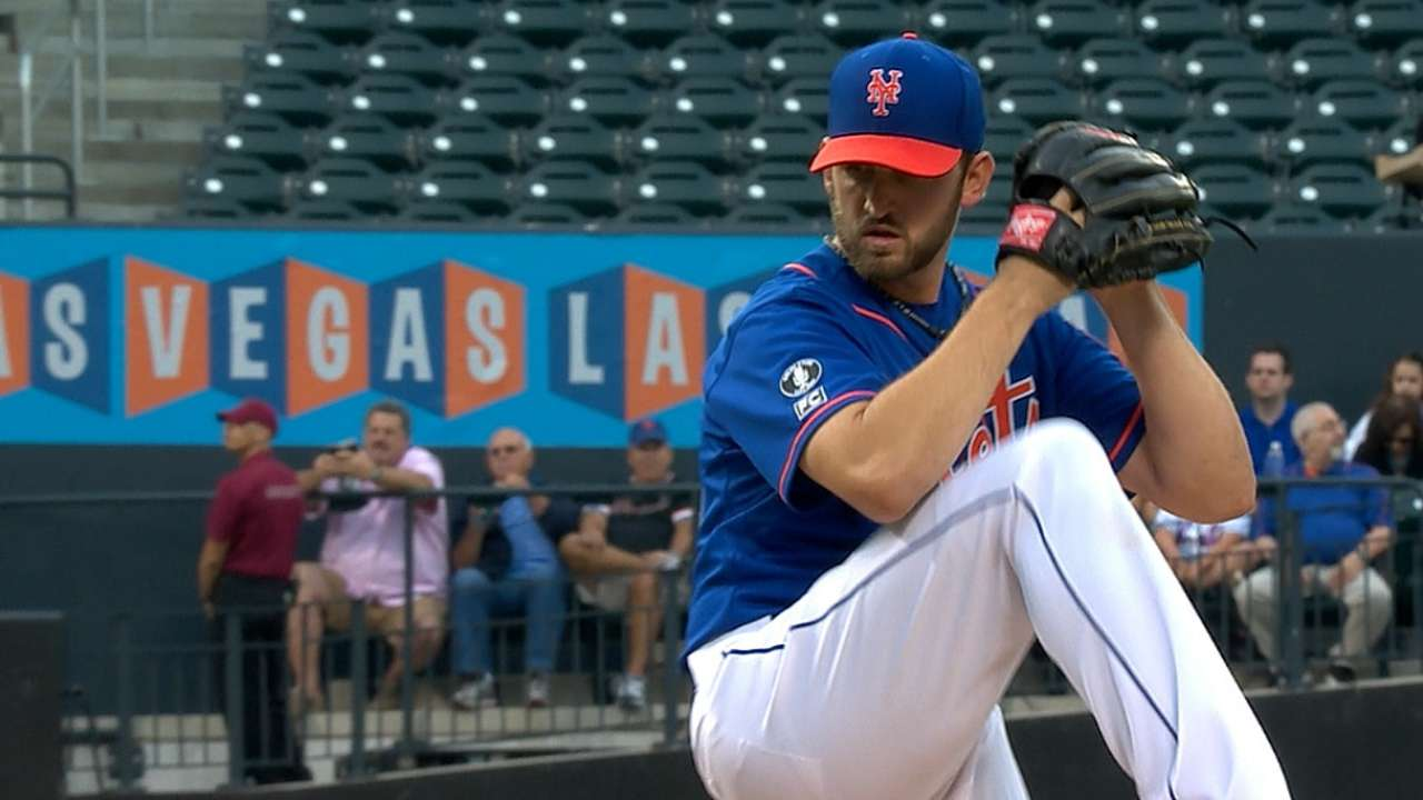 Niese does it again, turns back Cubs