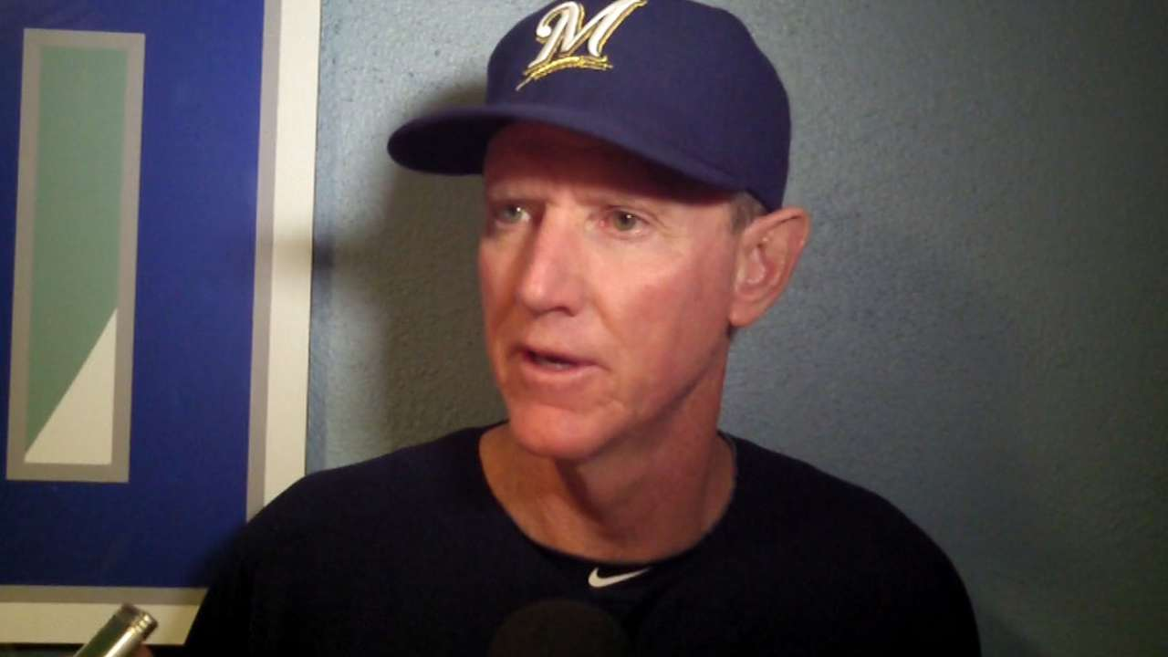 Roenicke deserves Manager of the Year consideration
