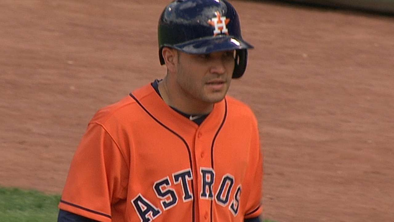 Altuve's impressive campaign reaches new heights