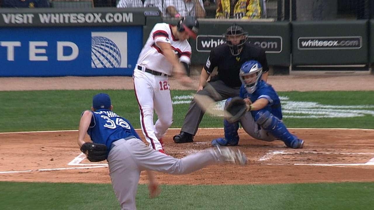 White Sox atacan temprano y se imponen a Azulejos
