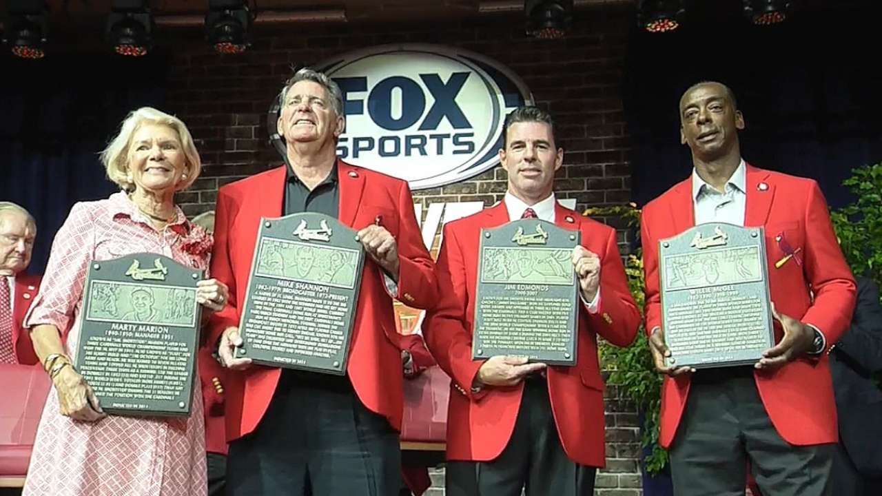 Cards announce 2016 Hall of Fame ballot