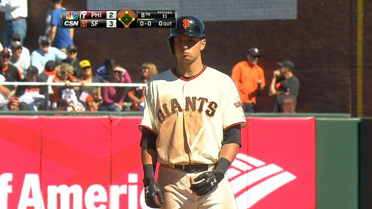 Panik's dislocated left pinkie recovering well