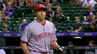Reds to call up Axelrod for Thursday start