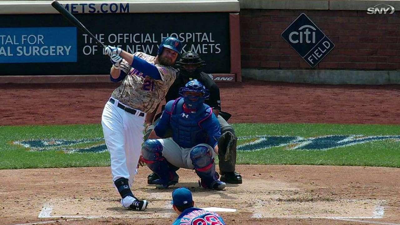 Los bates de Mets volvieron a fallar ante Cachorros