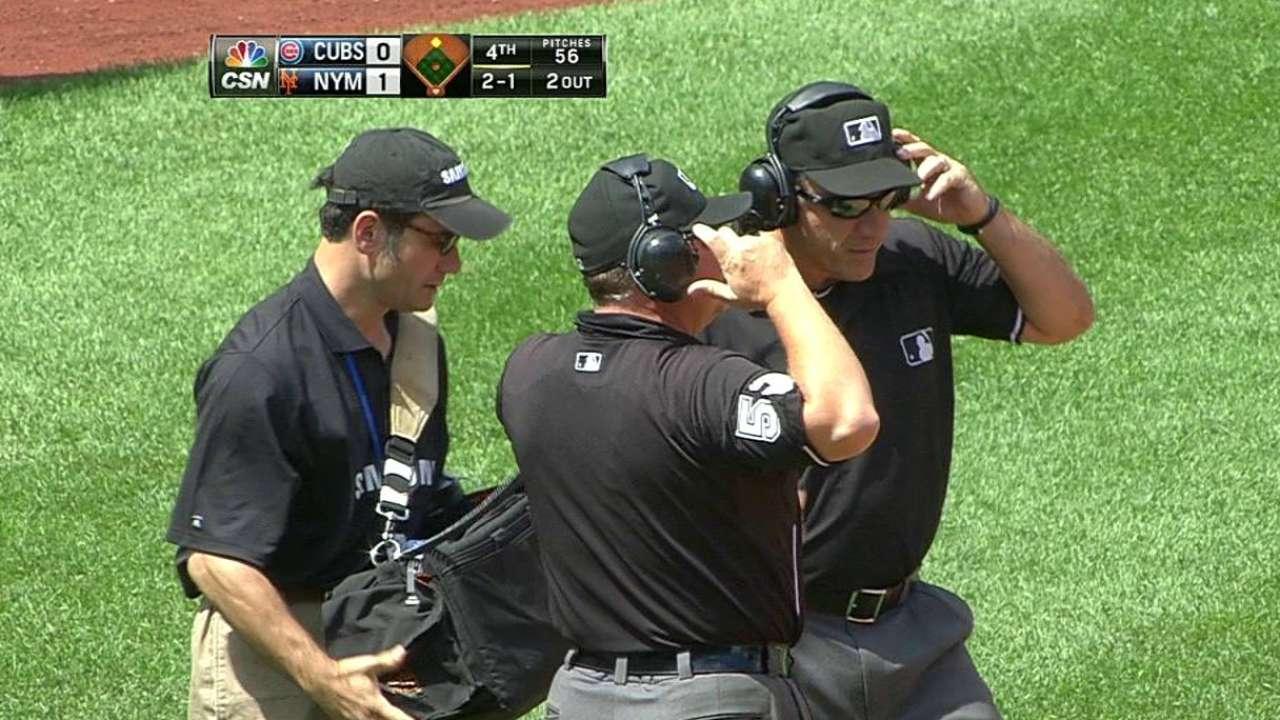 Cubs split challenges in finale against Mets