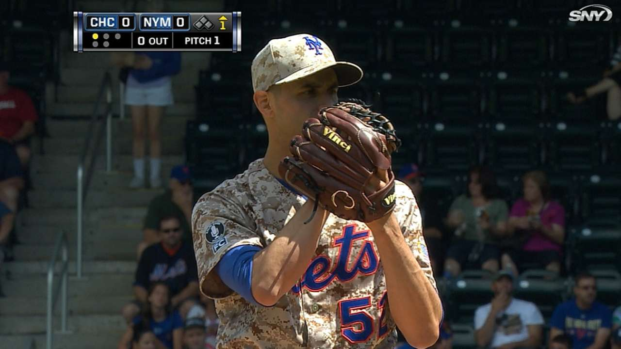 Mets' offense sputters in Torres' fine spot start