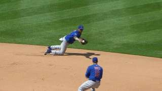 Starlin returns after taking bereavement leave