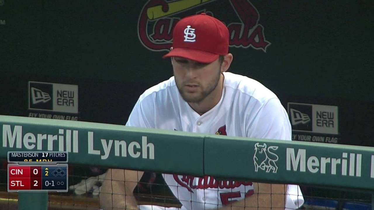 Wacha looks sharp in latest bullpen session