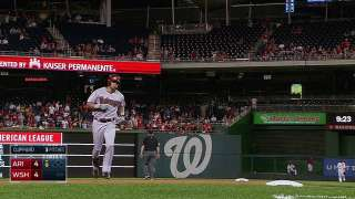 D-backs hang tough, but fall to Nats in DC