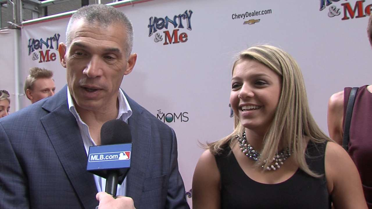 Film about Yankees and featuring Yankees premieres