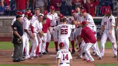 Nats' streak to seven after another walk-off win