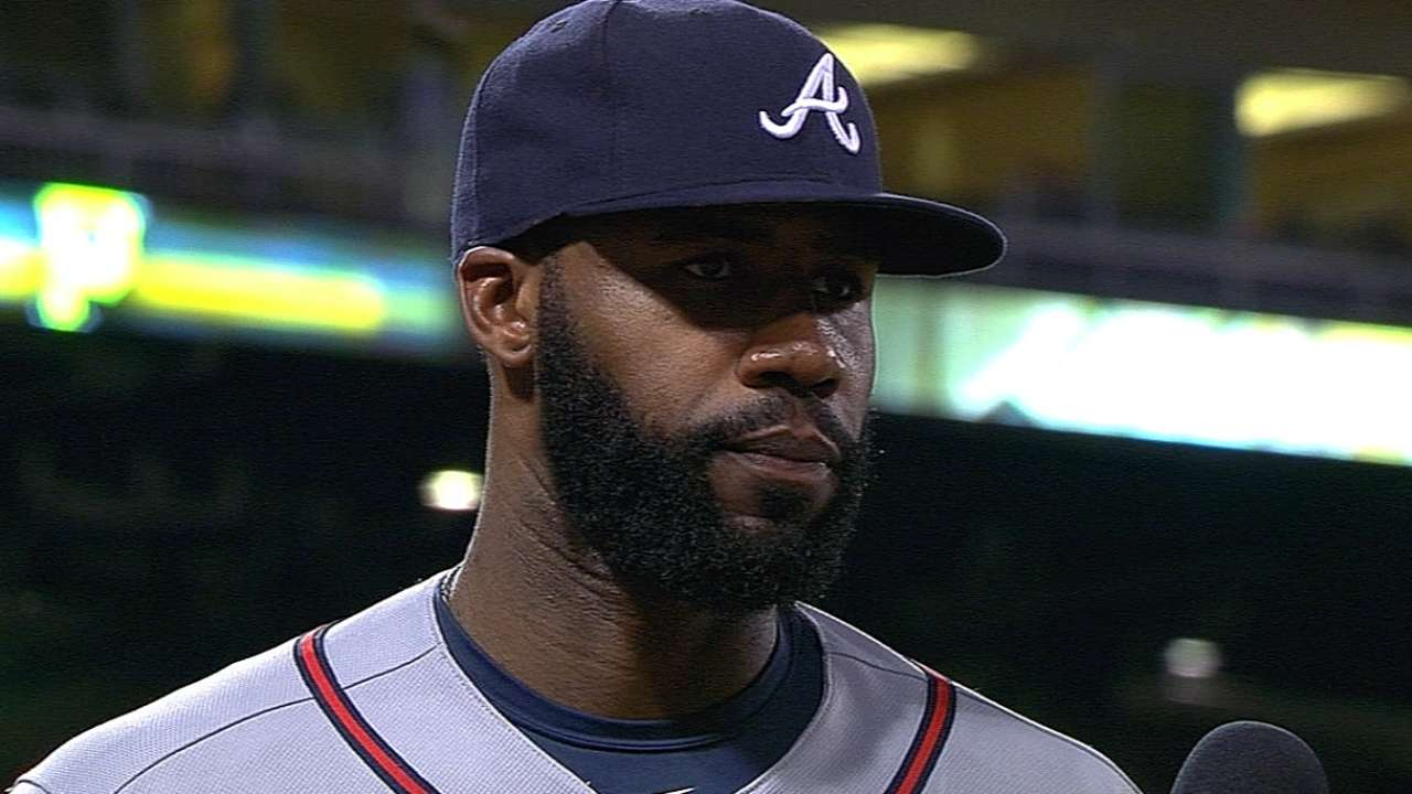 Heyward's move back to leadoff paying off