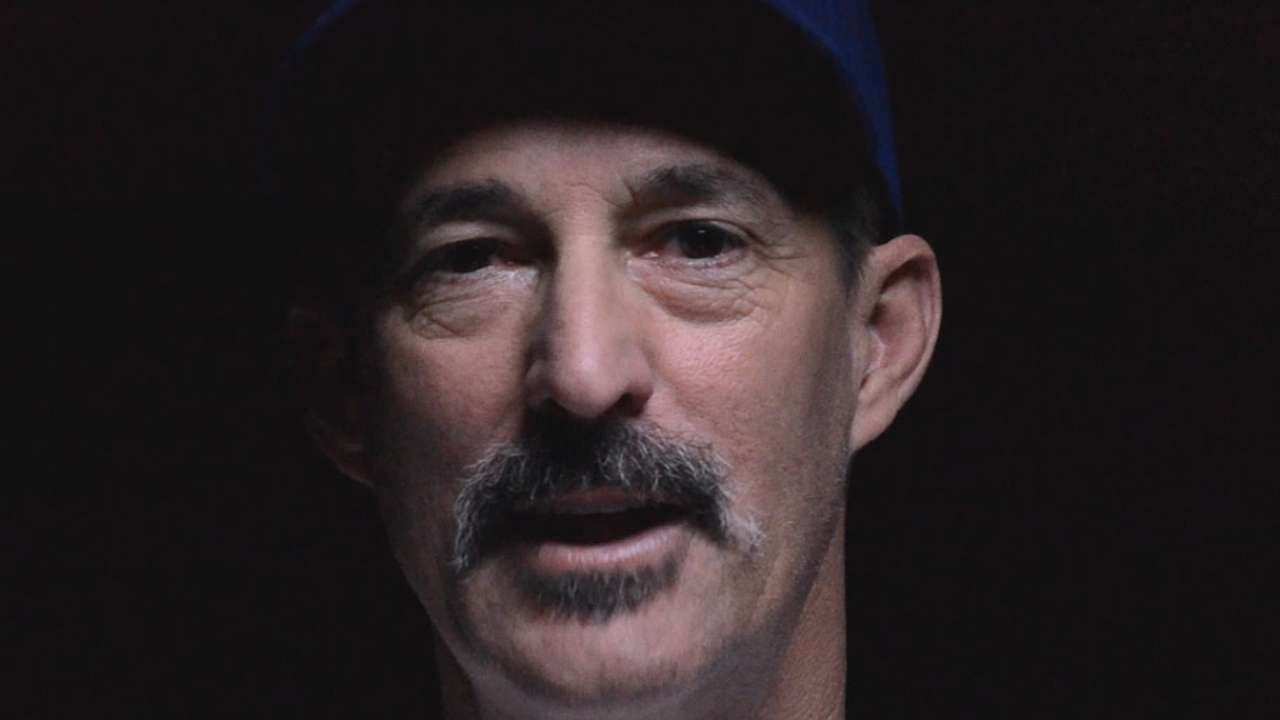 Maddux hopeful he'll get interview for managerial opening