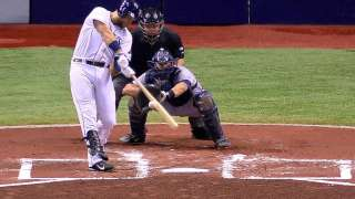 Rays burned by walk, missed catch in extras