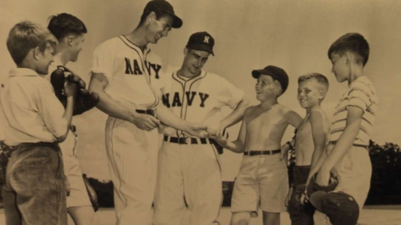 Williams, Feller led AL to 12-0 rout in 1946 All-Star Game