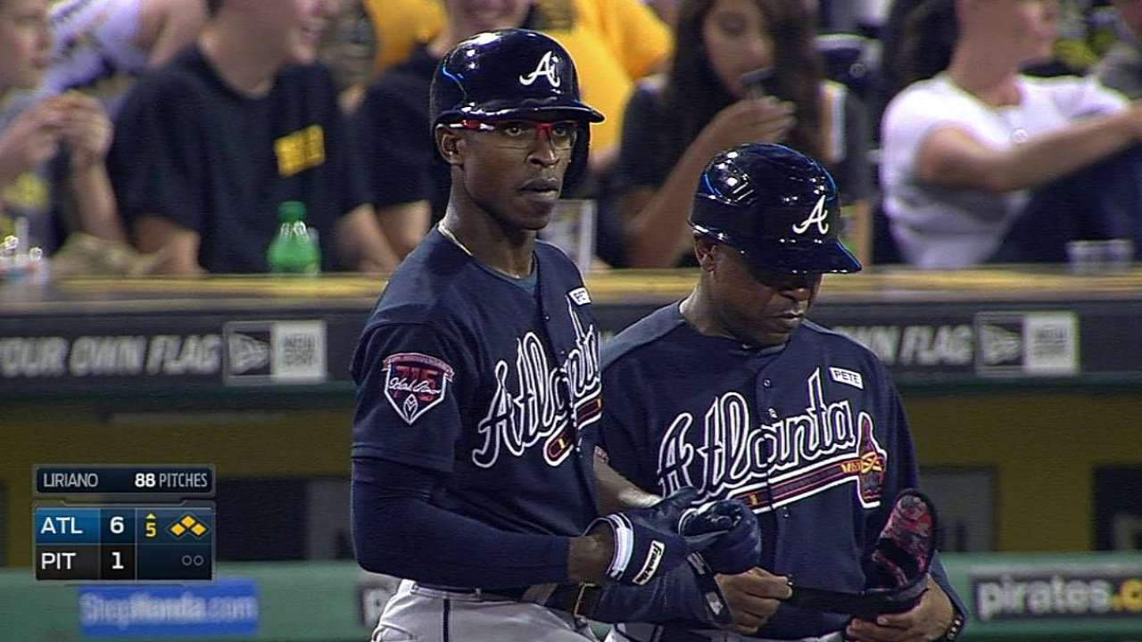 Braves' makeover on offense begins with hitting coach