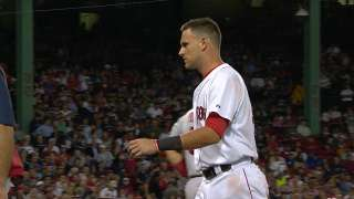 Middlebrooks day to day with tight right hamstring