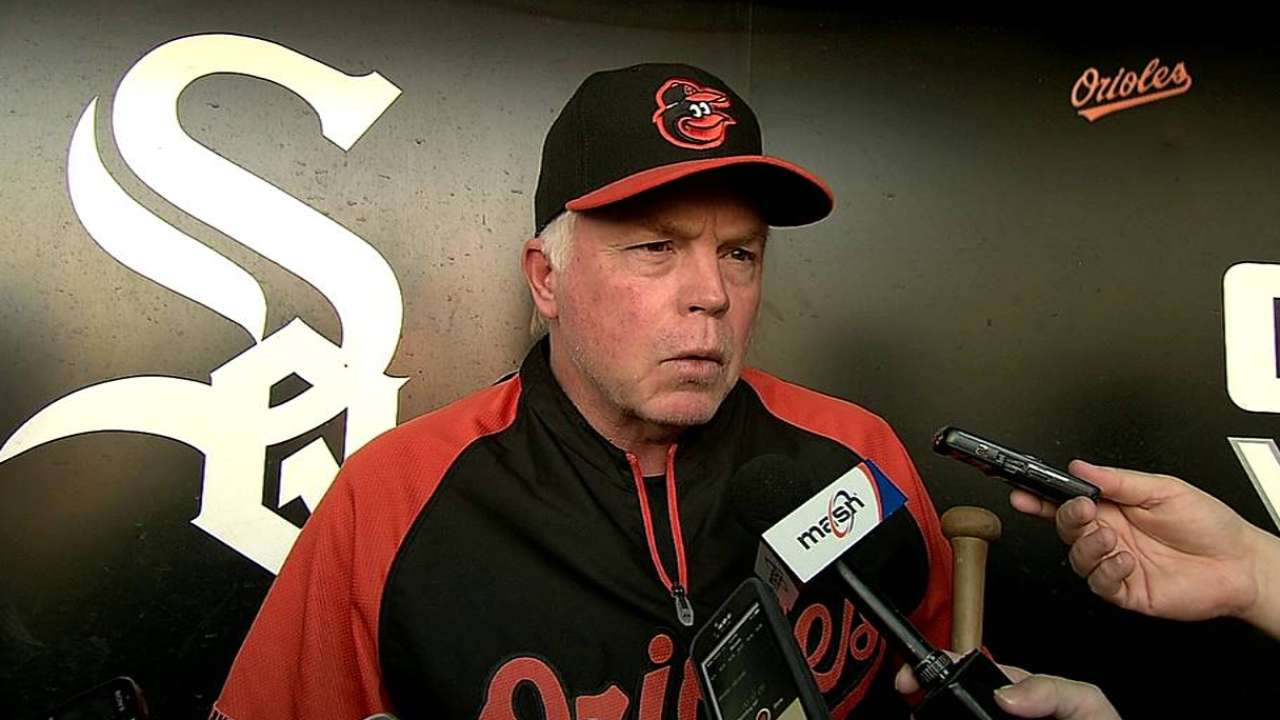 O's plan to give Ubaldo Tuesday's spot start