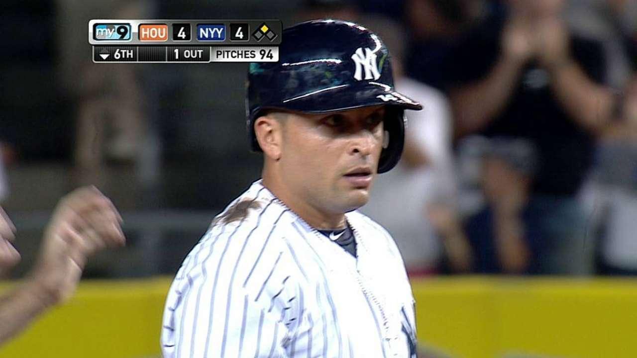 Estacazo de Carter hundió a los Yankees en la 9na