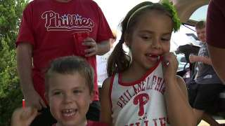 Taney Little Leaguers have fans in Phillies