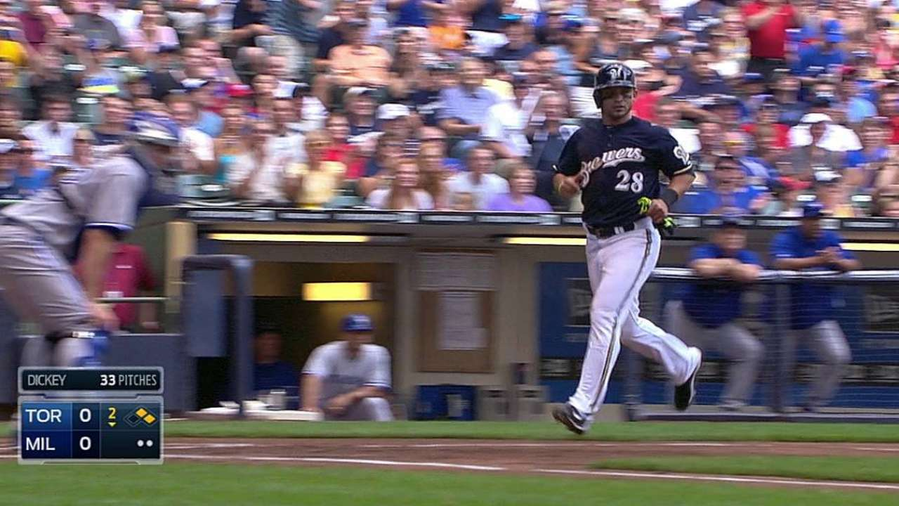 Brewers, Segura considering mechanical changes