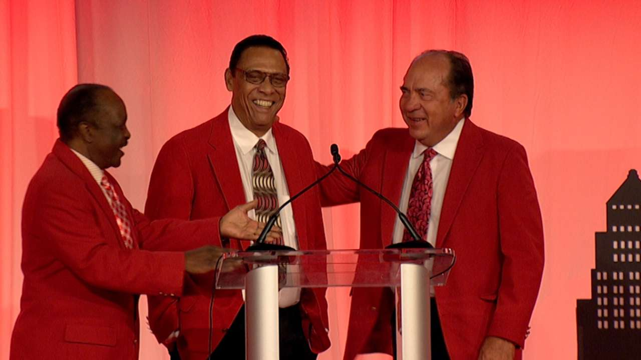 Tony Perez Statue Announcement