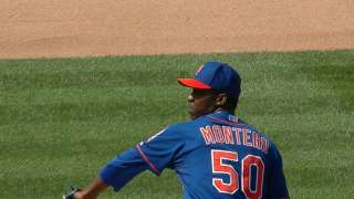 Pleskoff: Montero has control to be MLB starter