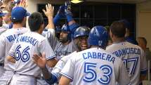 TOR@MIL: Bautista powers Blue Jays in five-run 6th