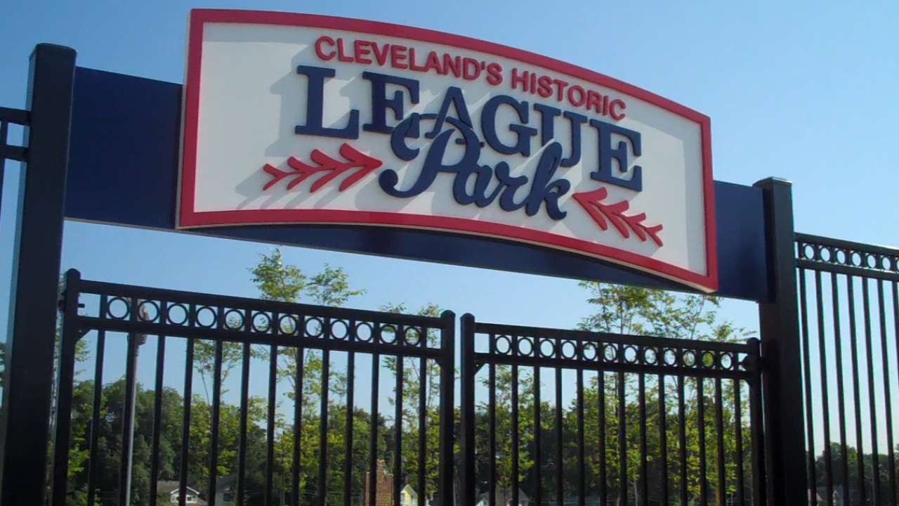 League Park ready to make a big comeback