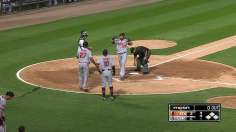 O's win fourth straight with trio of HRs, Chen
