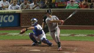 Pennant-chasing Giants take care of Cubs early