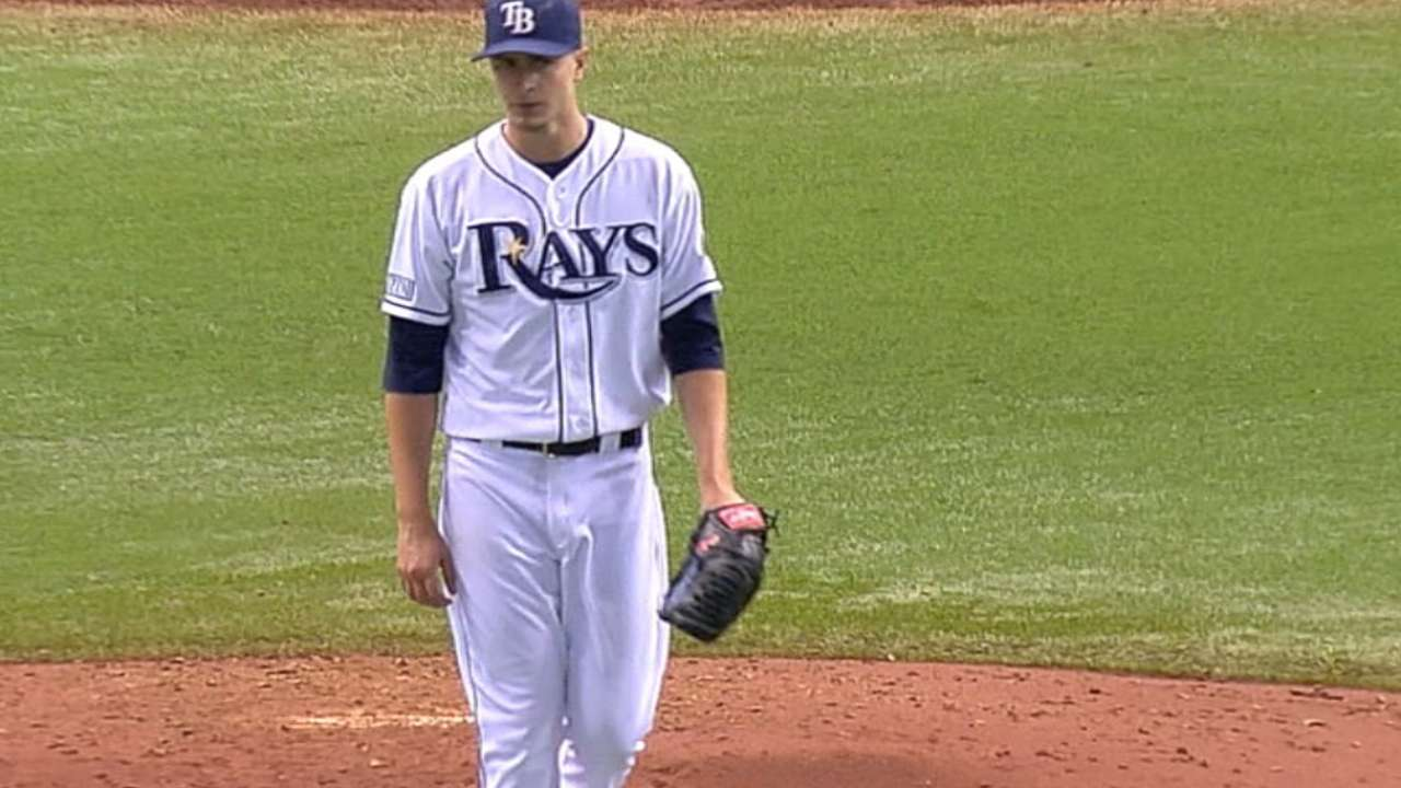 Maddon can't explain Rays' struggles on road