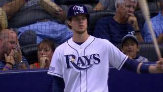 Rays activate Myers from 60-day disabled list