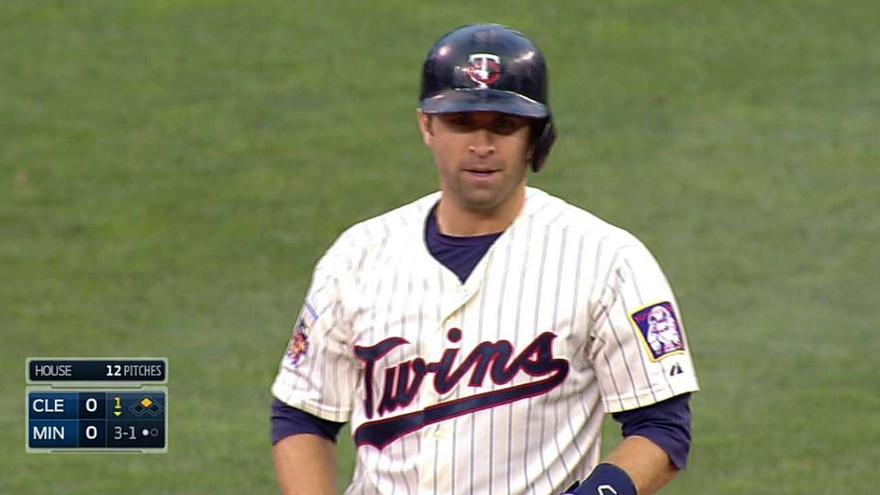 Dozier sixth Twins player to notch 20/20 season