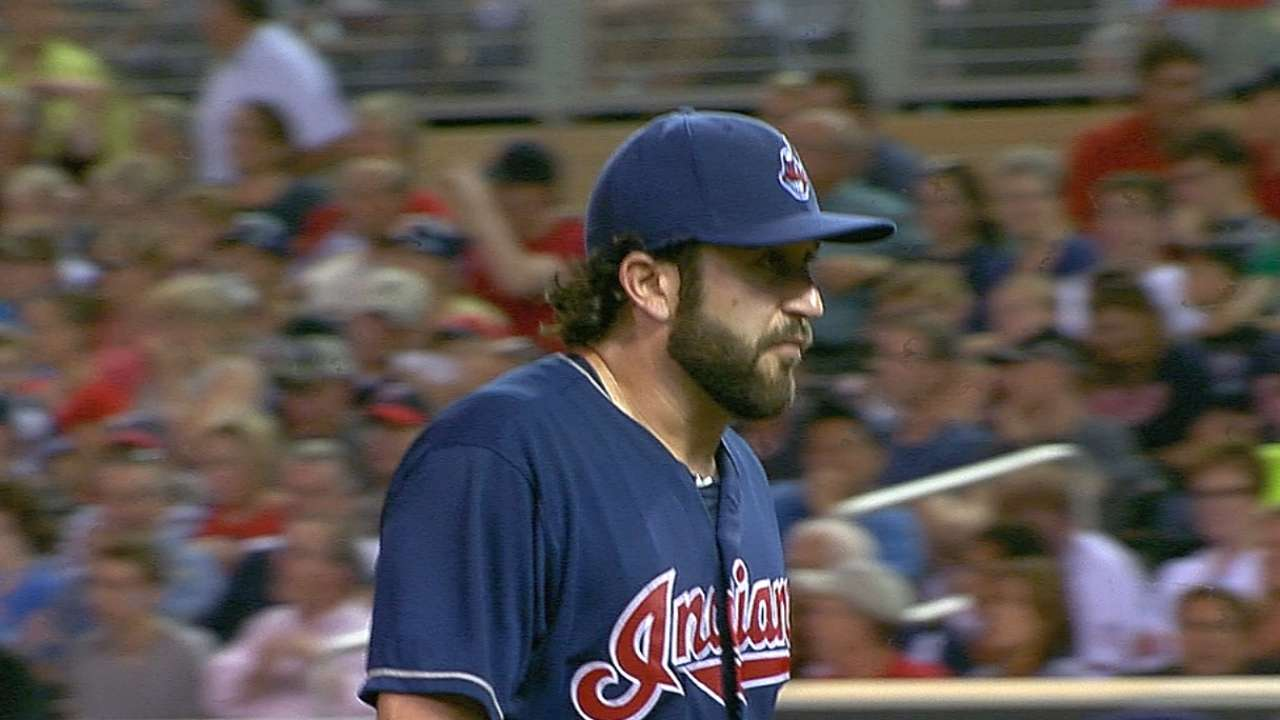 Sturdy House, timely offense lead Tribe over Twins