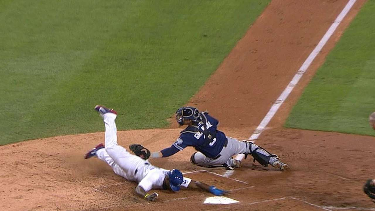 Dodgers fall in another hole, can't get out