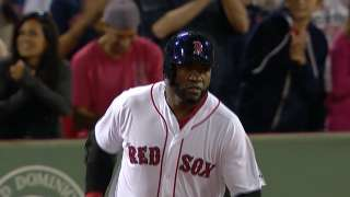 Ortiz's numbers belie his age, Boston's standing