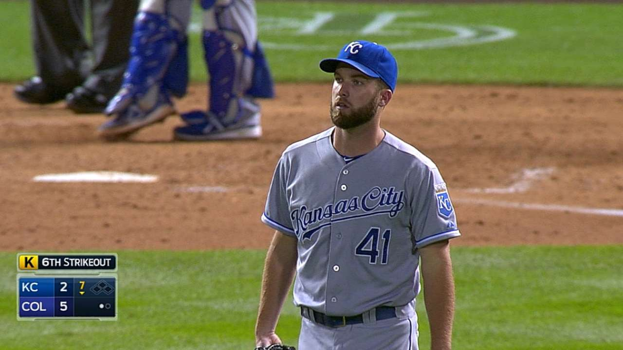 Royals enjoying their success, not looking too far ahead