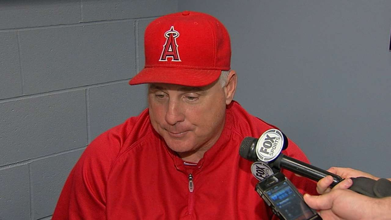 Richards a loss, but Halos have all the pieces