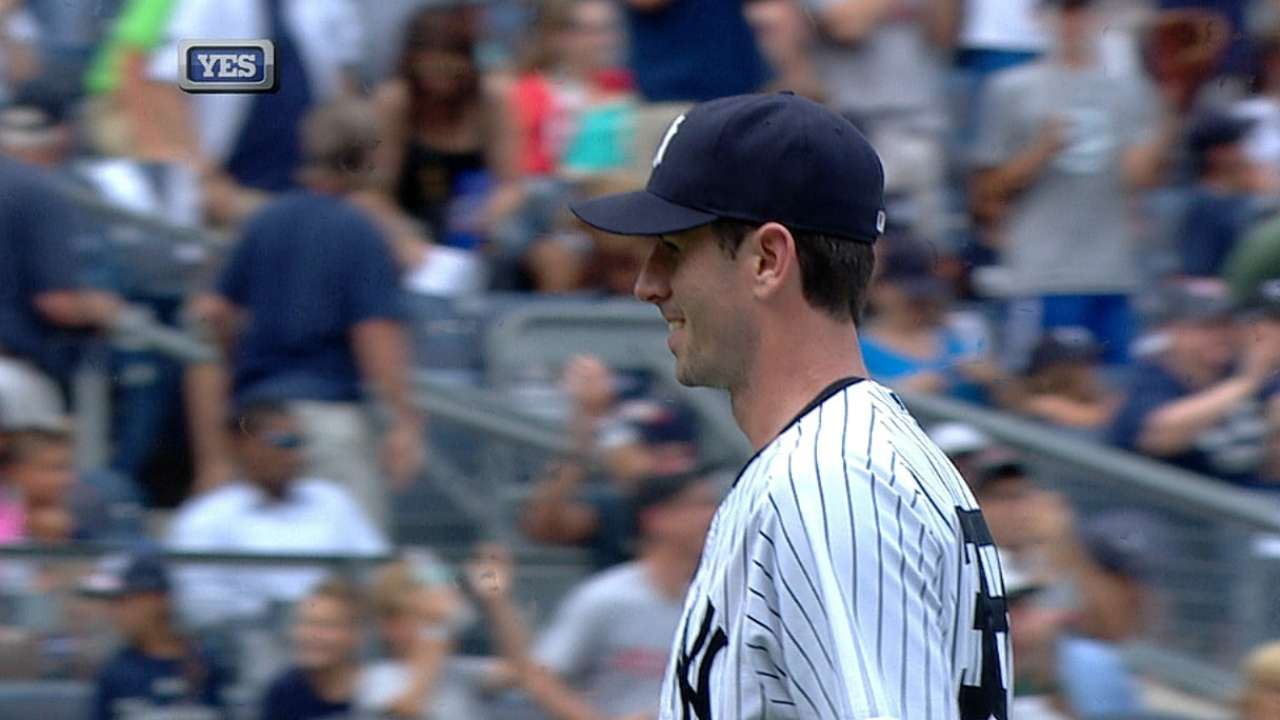 Adjustments key to McCarthy's resurgence in Bronx
