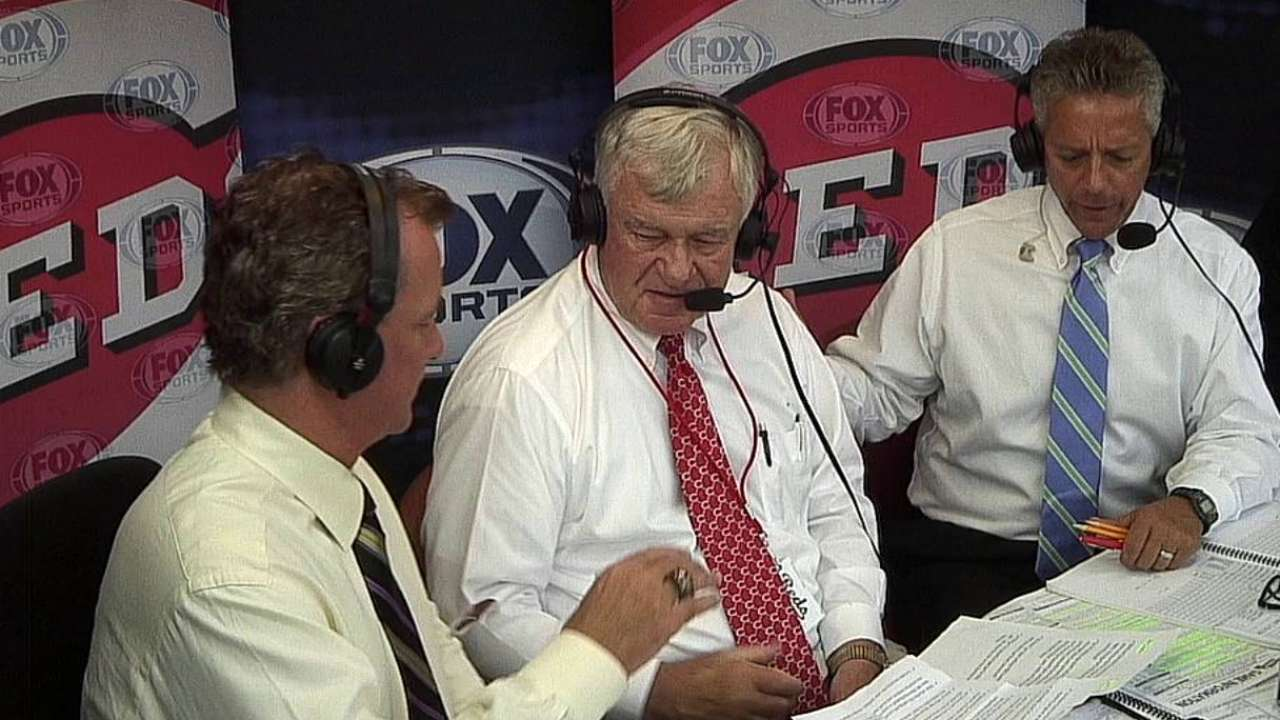Castellini on Reds giving back