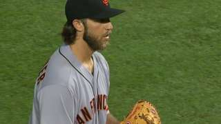 Posey, Panda back Bumgarner's great start