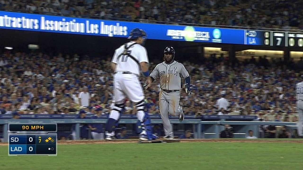 Ross domina pero Padres caen con Kershaw, Dodgers