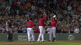 Uehara's rocky ninth stings Red Sox in loss