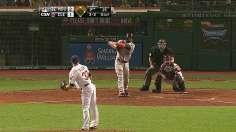 Singleton's blast caps Astros' ninth-inning rally