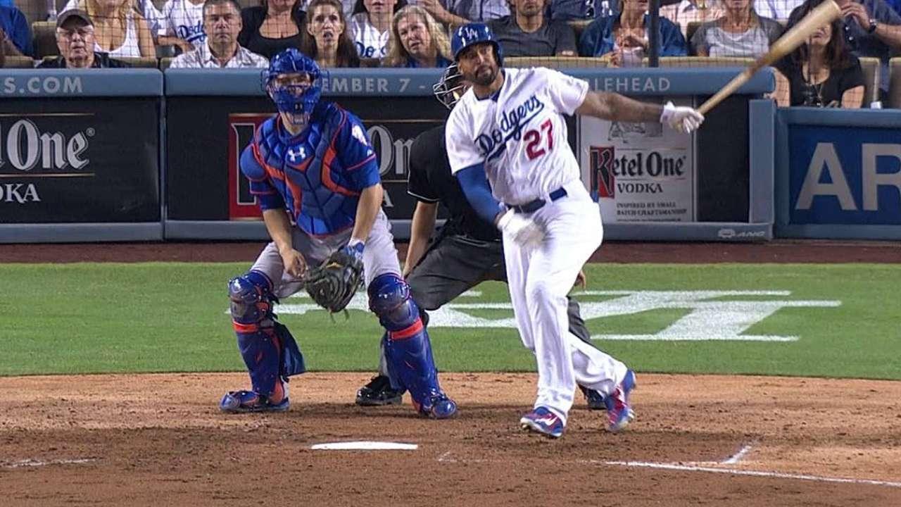 Haren, Dodgers silenciaron la ofensiva de los Mets