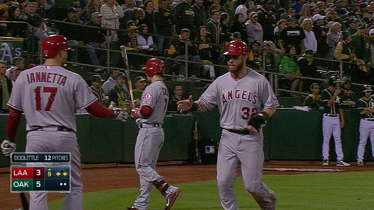 Freese seeing similarities to 2011 champions