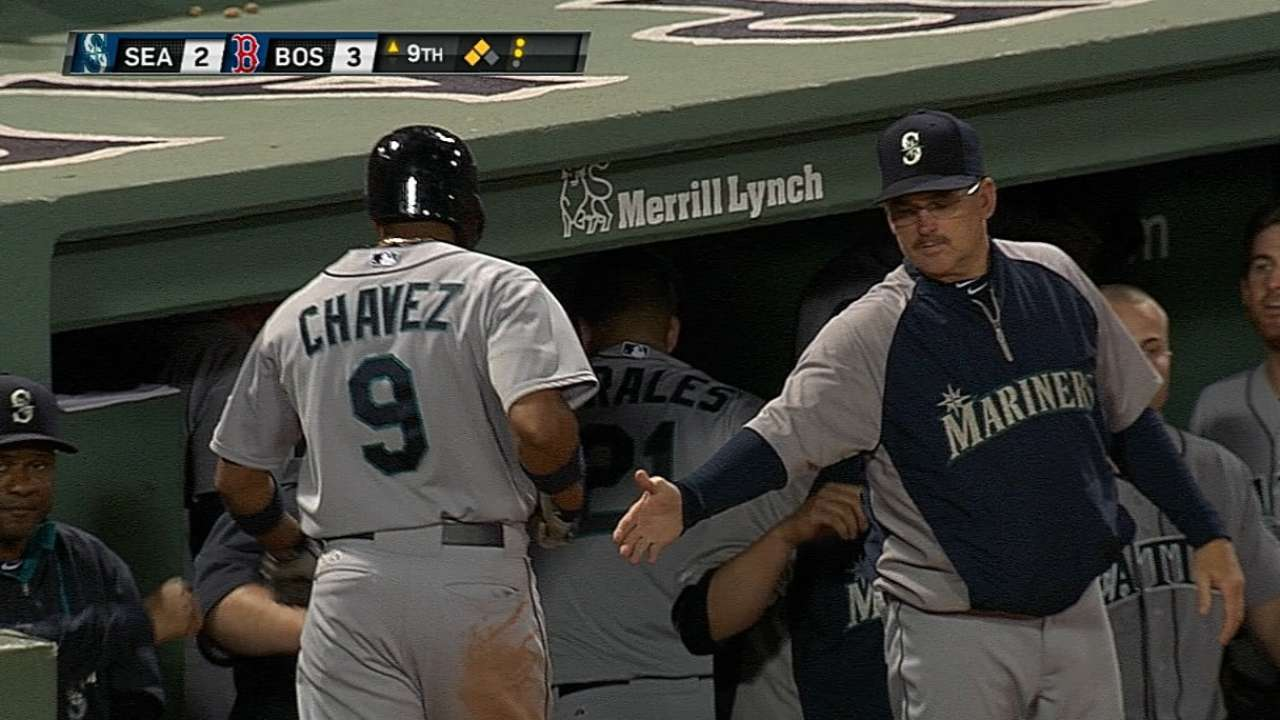 Mariners complete comeback of historic proportions